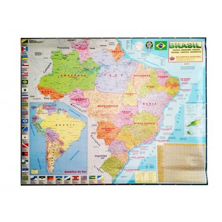 MAPA BRASIL POLITICO TELADO-2045