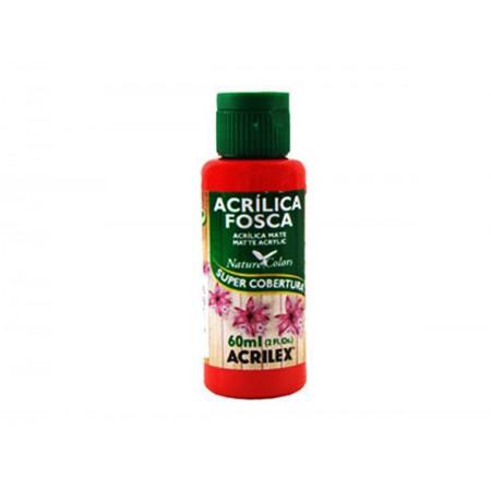 TINTA ACRILICA FOSCA VERMELHO FOGO-507