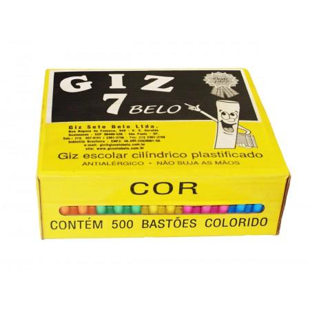 GIZ CORES ANTI-ALERGICO PLASTIF.C/500