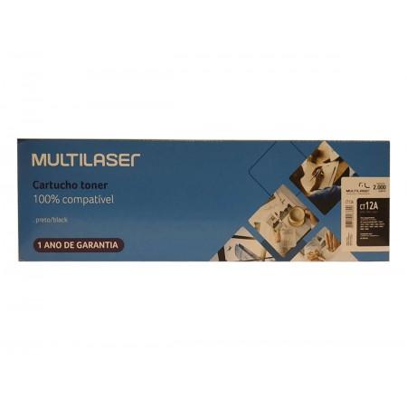 TONER I.LASER HP Q2612A COMPATIVEL MULT.