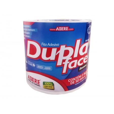 FITA DUPLA FACE 50X30 PAPEL TAPE F.C/2.