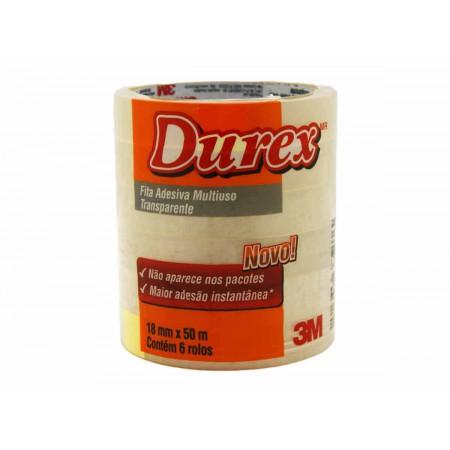 FITA ADES.18X050 DUREX 3M C/6