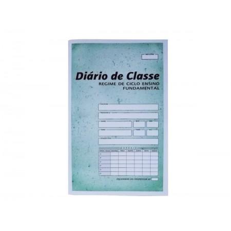 DIARIO DE CLASSE CICLO 960 - 3197