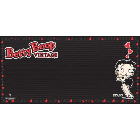 PAINEL METALICO BETTY BOOP 68X33-8575