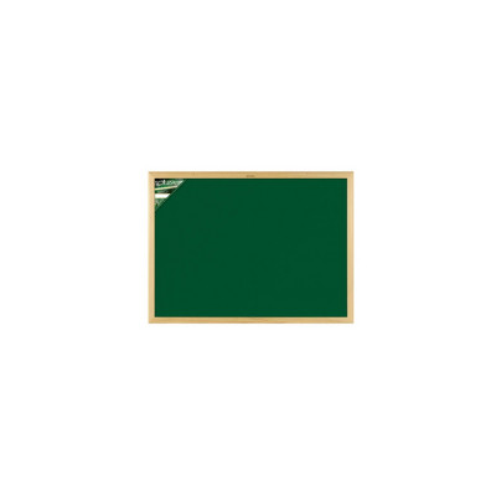 QUADRO VERDE 030X040 ML.MADEIRA-2204