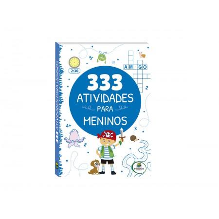 LIVRO ATIV. 333 ATIVIDADES MENINOS