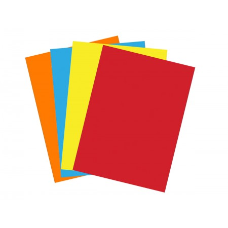 PAPEL COLOR SET FLUORESC.180G.48X65-AV.