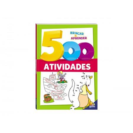 LIVRO ATIV. 500 ATIVIDADES