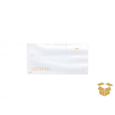 ENVELOPE 114X229 BR.OF.CCEP 75G.C/1000