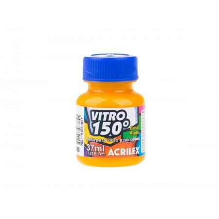 TINTA VITRO 150 B.AGUA AM.OURO 37ML-505