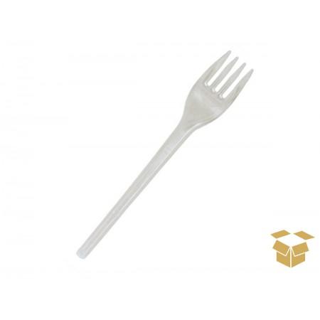 GARFO PLAST.REFEICAO TRANSPARENTE 20X50