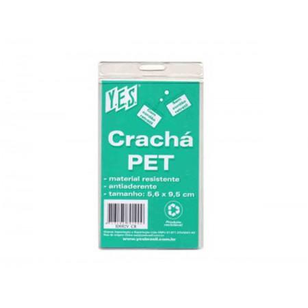 CRACHA 5.6X9.5 RIGIDO VERT.PVC-ID002V