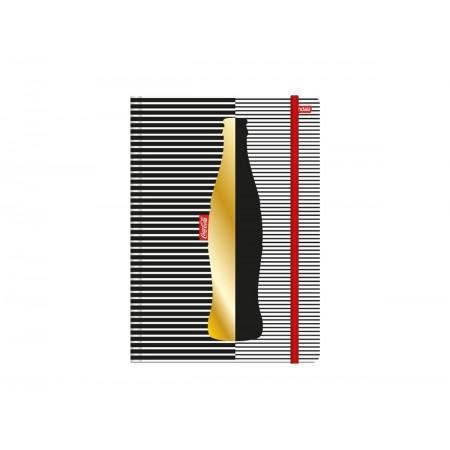 CADERNETA CART. 80F.COCA COLA 09X14 CD.